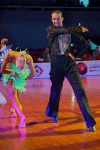 2011 WDSF World Ten Dance © Roland