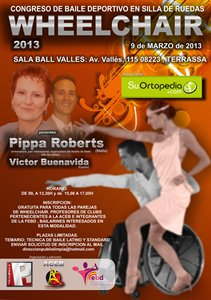 Wheelchair DanceSport Congress in Spain