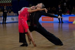 2012 World Youth Ten Dance © Roland