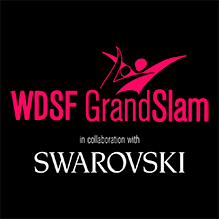 2019 WDSF GrandSlam Series in collaboration with SWAROVSKI