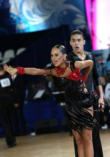 2013 European Youth Latin Champions © Anashina