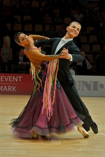 2012 European Ten Dance © Roland