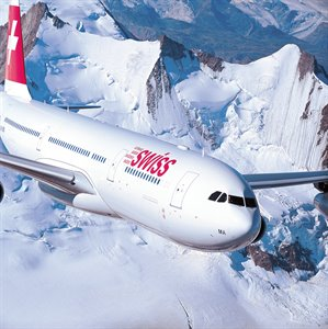 Swiss International Air Line Ltd. Advertising