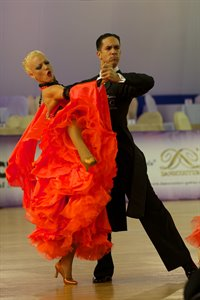 2011 WDSF World Standard Moscow © Roland
