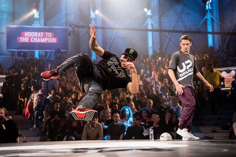 B-Boy Moy © Little Shao/Red Bull Content Pool