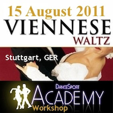 Viennese Waltz Workshop