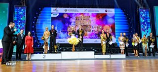 2019 World Championship Latin Final | © Egli